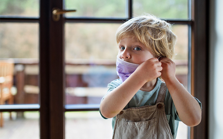 Choosing a Face Mask Your Kids Will Love!