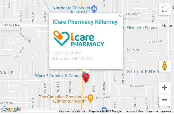 Killarney store map